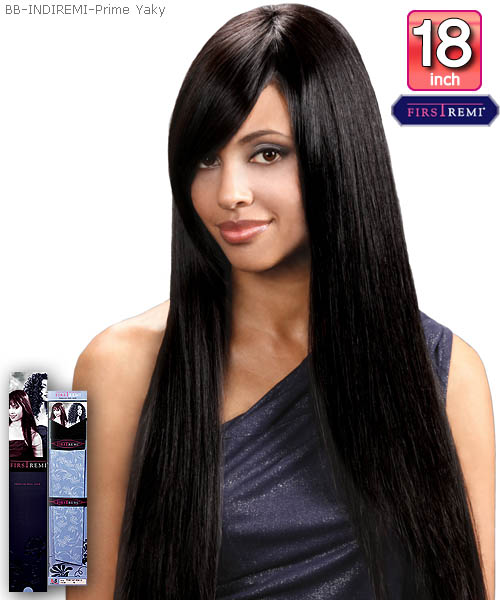 Bobbi Boss Prime Yaky 18 FIRSTREMI Weave