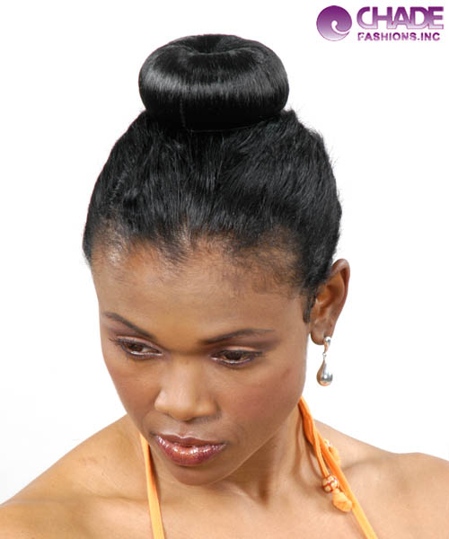 New Born Free Hair Piece - CP77 SMALL PUFF Apple Dome