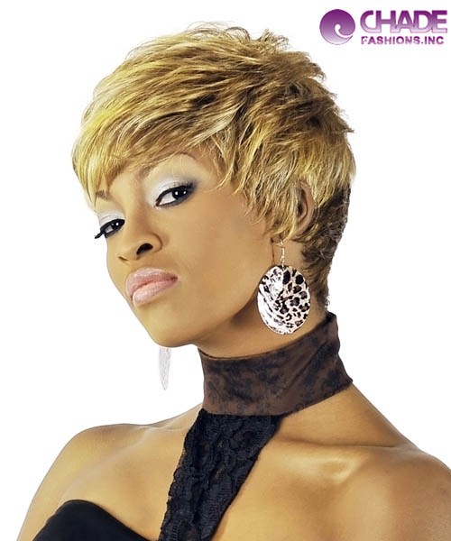 New Born Free Synthetic Full Wig - 15003 CARAMEL