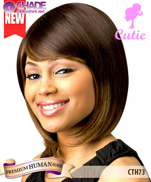 New Born Free Cutie Wig - CTH73 Full Wig Human Hair Cutie Collection Wigs