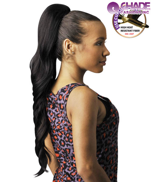 New Born Free Hair Piece - 321 PRINCESS Ponytail Futura Synthetic Draw String Hair Piece
