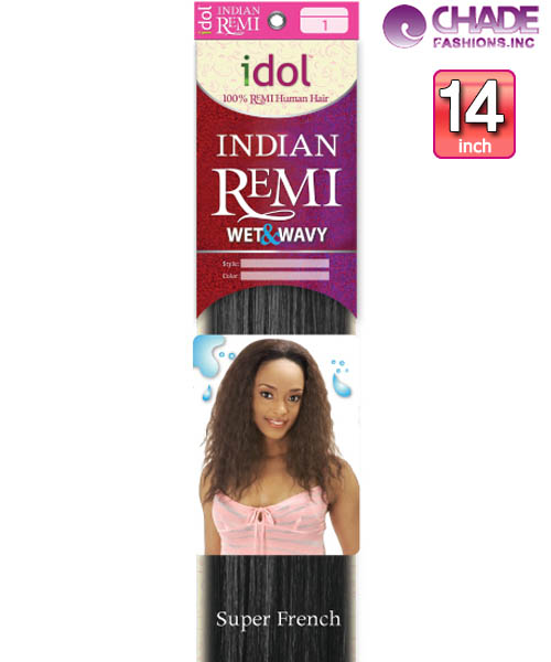 Wet n Wavy Style New Born Free Idol Indian Weave Extensions ( WET&WAVY ...