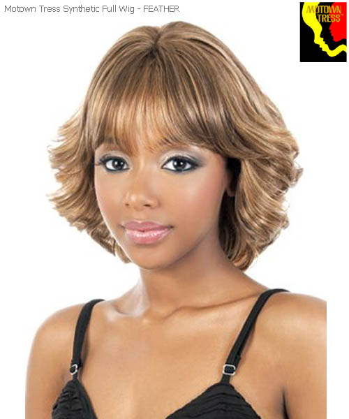 Motown Tress FEATHER - Motown Full Wig