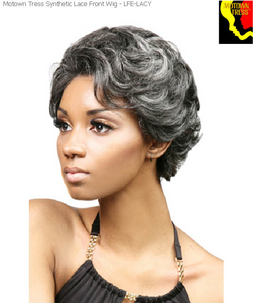 Motown Tress LFE-LACY  -  Motown Lace Wig