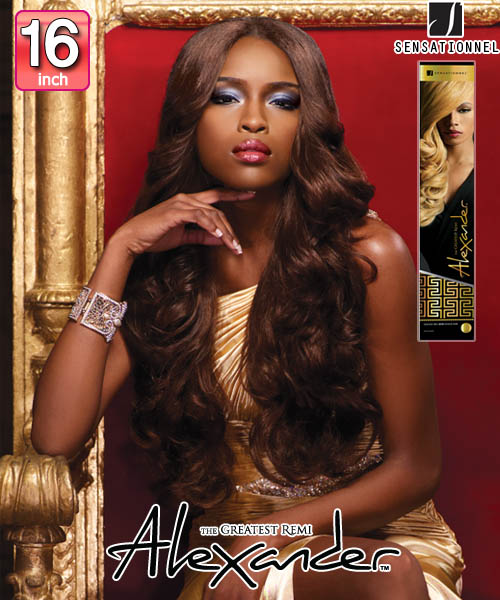 Alexander Remi Hair Extensions 102