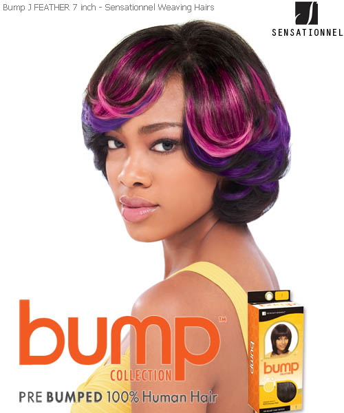 J feather 7 sensationnel bump sensationnel bump j feather 7 human hair weave pmusecretfo Images
