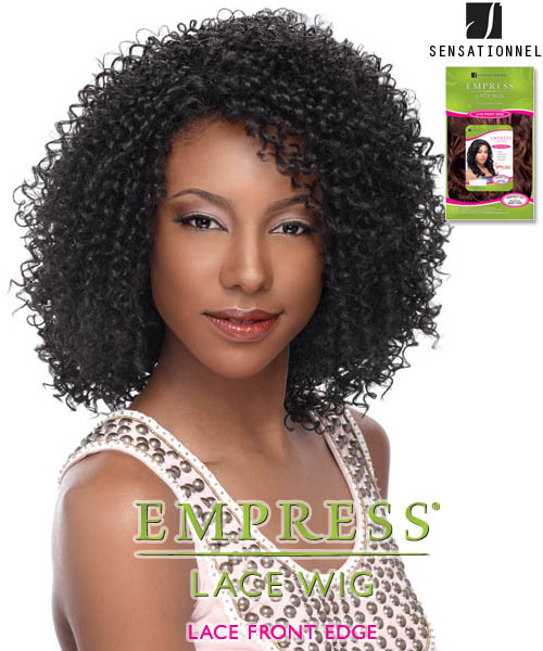 Sensationnel Empress Edge SHANTEL - Synthetic Lace Front Wig