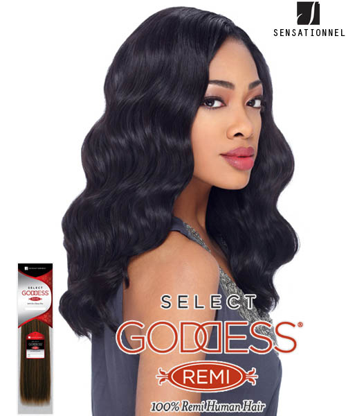Sensationnel Goddess Select ETERNAL 12 - Remi Human Weave