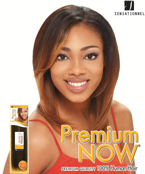 Premium Now Human Hair Yaki 83