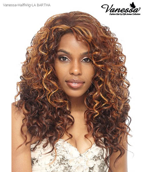 Vanessa Fifth Avenue Collection Wigs Half Wig - LA BARTHA