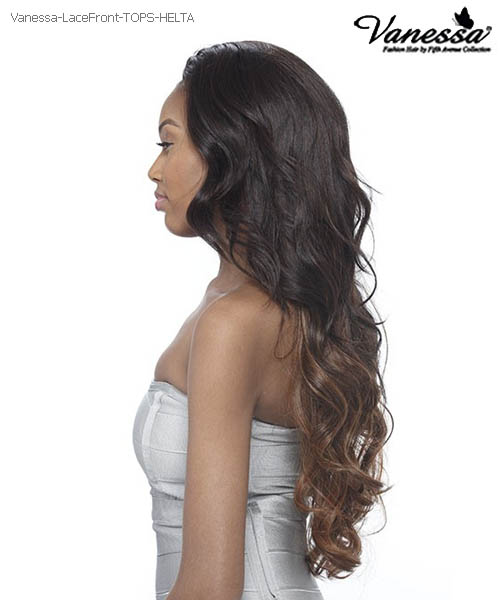 Vanessa Fifth Avenue Collection Futura Lace Front Wig - TOPS HELTA