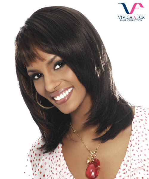 Vivica Fox Full Wig BETTINA - Synthetic Stretch Cap Full Wig