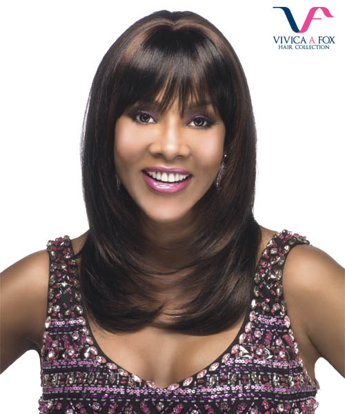 Vivica Fox Full Wig CHARLI - Synthetic Stretch Cap Full Wig