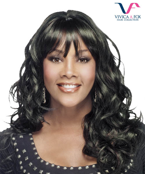 Vivica Fox Full Wig KELLITA - Synthetic Stretch Cap Full Wig