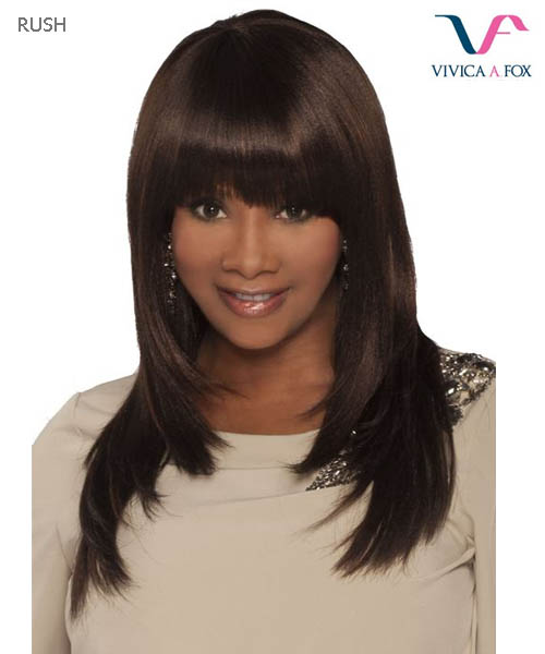 Vivica Fox Full Wig RUSH - Synthetic Stretch Cap Full Wig