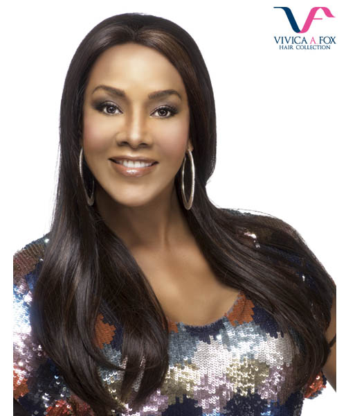 Vivica Fox Lace Wig EMERALD - Futura Synthetic DeeeP Lace Front Wig