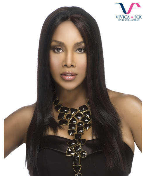 Vivica Fox Lace Wig JAVANT - Futura Synthetic DeeeP Lace Front Wig