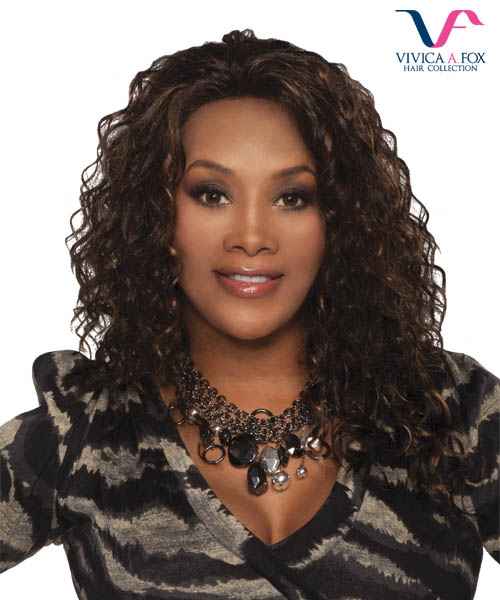 Vivica Fox Lace Wig KIMORA - Synthetic DeeeP Lace Front Wig