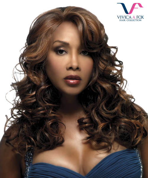 Vivica Fox Lace Wig LAVENDER - Futura Synthetic DeeeP Lace Front Wig