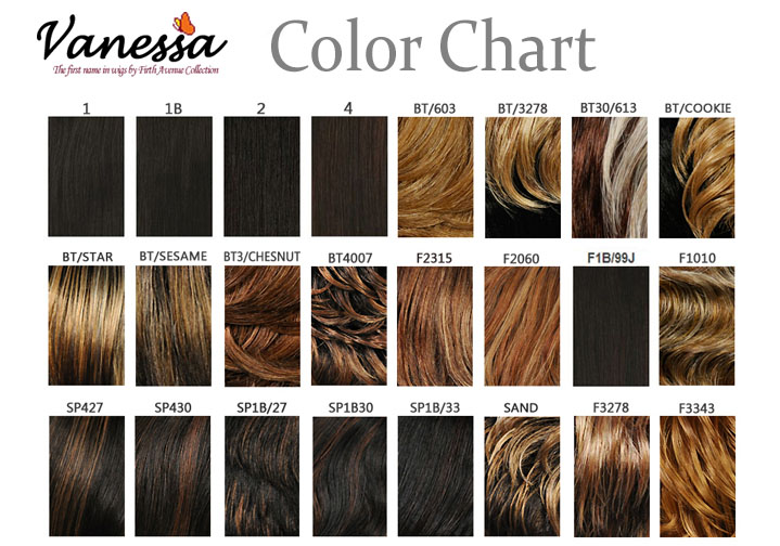Vanessa Tops Helta Lace Front Wig