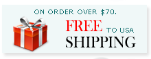 free shipping to USA on order over $70