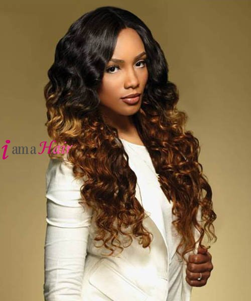 Unprocessed Peruvian Remi Human Hair Weave Extensions - Loose Deep