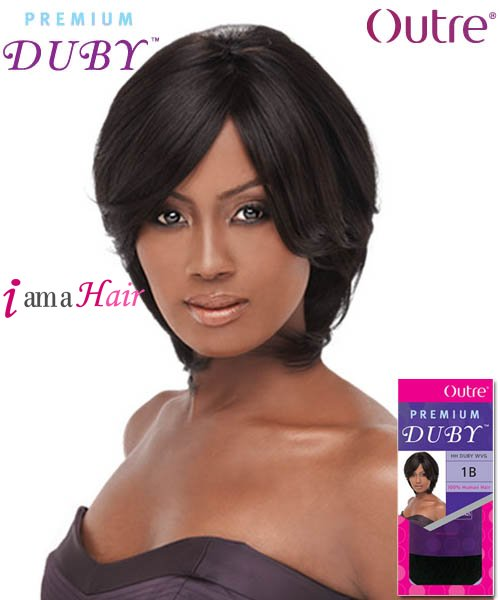 Duby Hair Weave Colors Remy Indian Hair
