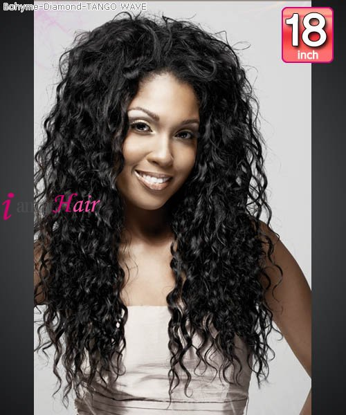 Pink Diamonds 18 Inch Hair Weave 94