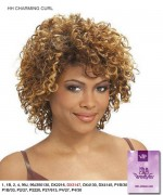 It's a wig 100% Human Full Wig - HH CHARMING CURL