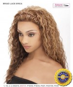 It's a wig Futura Synthetic Braid Lace Front Wig - BRAID ERICA