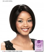It's a wig 100% Human Lace Front Wig - LACE HH CORAL