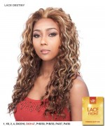 It's a wig Synthetic Lace Front Wig - LACE DESTINY