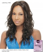 It's a wig Synthetic Full Lace Wig - LACE FULL TYRA