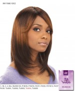 It's a wig 100% Human Full Wig - HH YAKI 1012