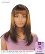It's a wig 100% Human Full Wig - HH YAKI 1214