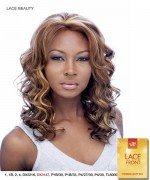 It's a wig Synthetic Lace Front Wig - LACE BEAUTY