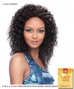 It's a wig Synthetic Lace Front Wig - LACE SUMMER