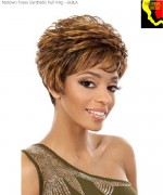 Motown Tress Synthetic Full Wig - SHILA