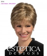 Estetica Classique Pure Stretch Cap Full Wig - Billie