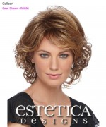 Estetica Classique Pure Stretch Cap Full Wig - Colleen
