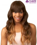 New Born Free Full Wig - BT02 Peruvian Wave Full Wig Futura Synthetic Brazilian Tress Wigs