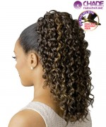New Born Free Hair Piece - 233 GWEN Ponytail Futura Synthetic Draw String Hair Piece