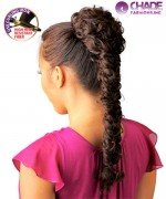 New Born Free Hair Piece - 330 LORI Ponytail Futura Synthetic Draw String Hair Piece