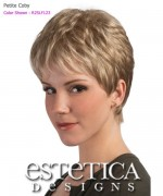 Estetica High Society  Monofilament Full Wig - Petite Coby