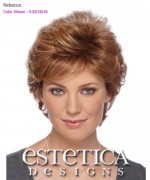 Estetica Classique Pure Stretch Cap Full Wig - Rebecca