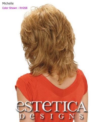 Estetica Classique Pure Stretch Cap Full Wig - Michelle