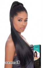 SnG Freetress Equal  Drawstring Ponytail -  EQUAL YAKYEQUAL YAKY STRAIGHT 24