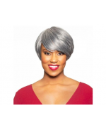 Foxy Silver Lace Front Wig - BRENDA