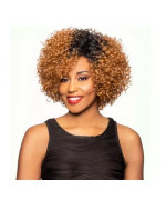 Foxy Lady Synthetic Lace Front Wig - TEEFA