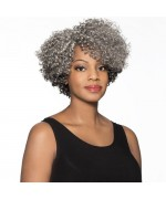 Foxy Silver Lace Front Wig - MARJORIE